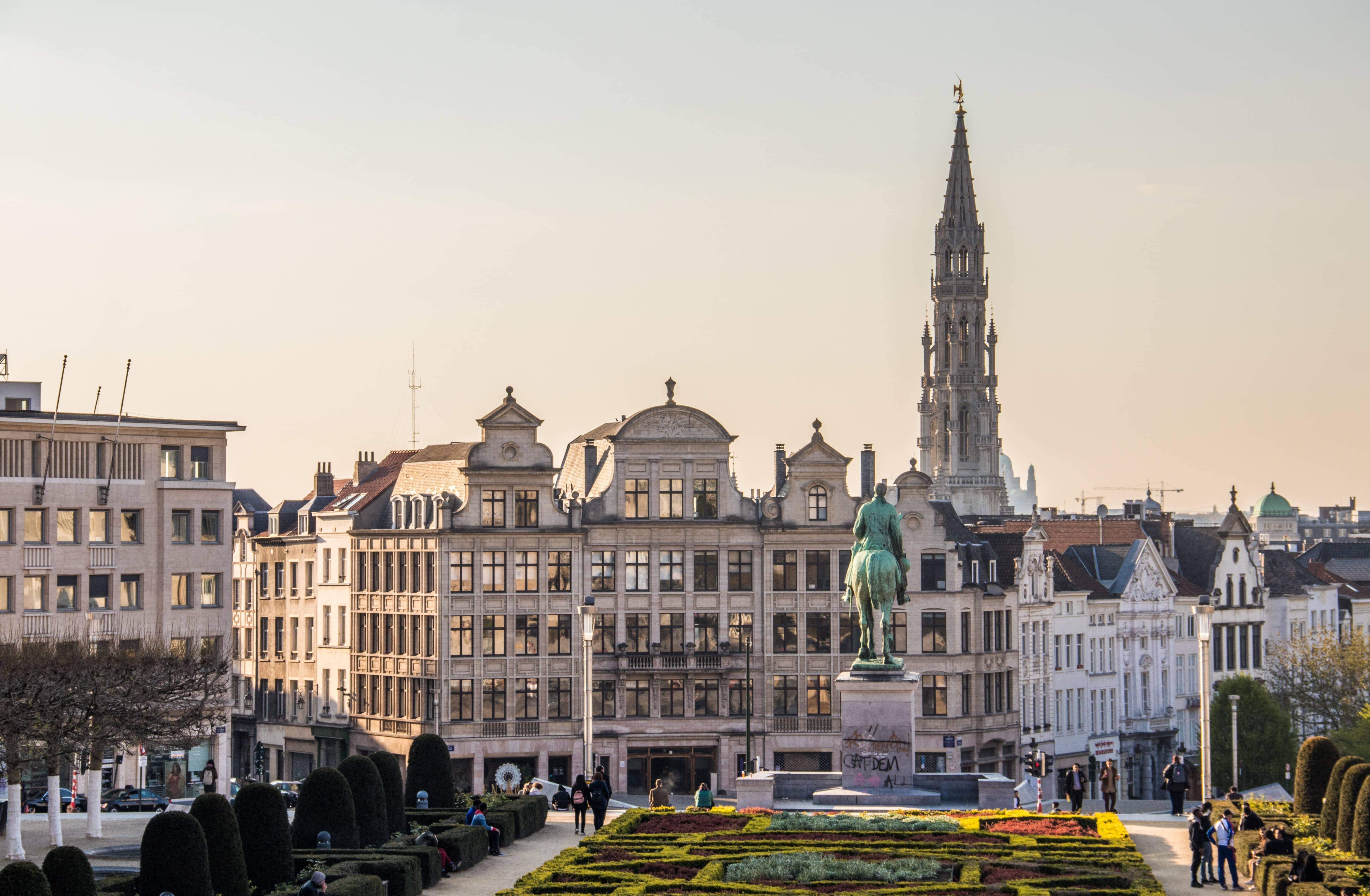 Belgium Brits Expats Brexit