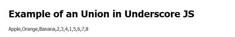 Underscore Union Image